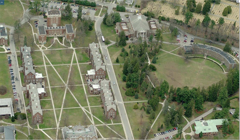 Vassar College To Construct Great Wall Surrounding Campus The Clove